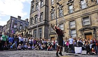 Edinburgh Festival Fringe Arts festival