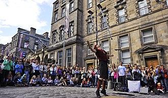 Edinburgh Festival Fringe - Image: Edinburgh Fringe 037