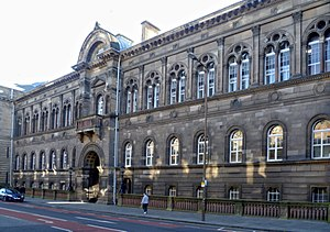 University of Edinburgh Medical School - Edinburgh Medical School, Teviot Place