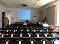 Edit-a-thon WWI 20140621 Swiss National Library 2.jpg