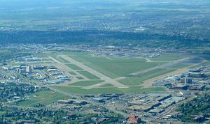 Edmonton City Centre (Blatchford Field) Airport - Edmonton City Centre Airport