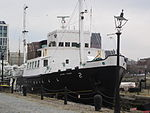Edmund Gardner in Canning dry dock, Liverpool (1).JPG