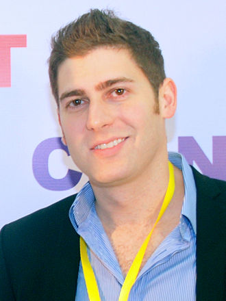 Eduardo Saverin - Saverin at the CHINICT conference on May 25, 2012