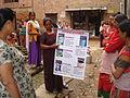 Educating women on composting, Siddhipur (4971889175).jpg