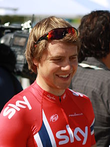 Edvald Boasson Hagen, 2013 Tour Down Under (cropped).jpg