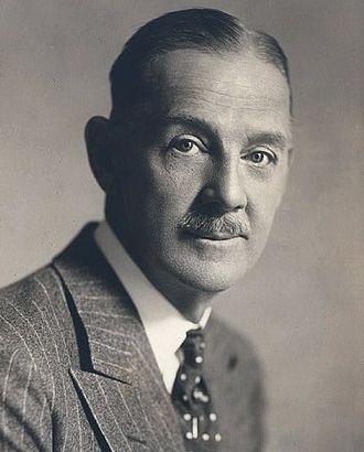 Edward Fielding - around 1915
