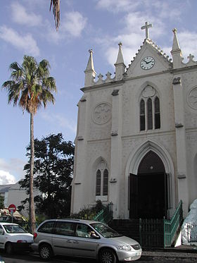 Image illustrative de l'article Église Saint-Jacques de Saint-Denis (La Réunion)