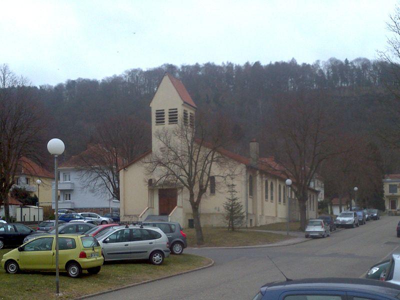 Heilig-Kreuz-Kirche Forbach