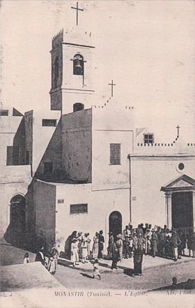 Image illustrative de l'article Église de Monastir