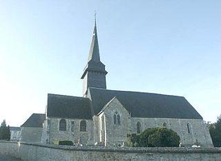 Saint-Aubin-sur-Gaillon Commune in Normandy, France