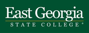 East Georgia State College - Image: Egsc wordmark greenbg registered