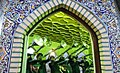 Eid al-Mab'ath 1439 AH celebration, Shah Cheragh Mosque, Shiraz 01.jpg