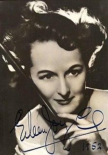 Eileen Joyce Australian musician