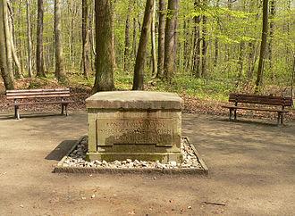 Eilenriede - Image: Eilenriede Quelle