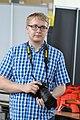 Einkleidung der deutschen Olympiamannschaft Rio 2016 Medientag Hannover 0523.jpg
