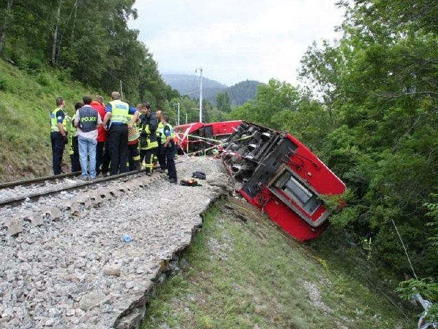 Eisenbahnunfall von Fiesch