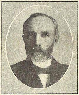 Johan August Ekman Archbishop of Uppsala