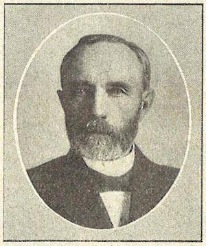 Johan August Ekman - Image: Ekman, Johan August (i Hvar 8 dag no 10 1910)