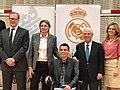 El Ayuntamiento y la Fundación Real Madrid clausuran el proyecto para menores de 'El Gallinero' 01.jpg