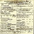 Eleanor Reinhardt Mills (1888-1922) death certificate.jpg
