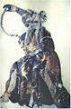 Elena Mannini - Costume per Orestea di Eschilo, regia di Franco Enriquez, 1978.jpg