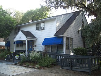 National Register of Historic Places listings in Pasco County, Florida - Image: Elfers Anderson House 01