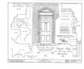 Elfreth's Alley (Houses), Philadelphia, Philadelphia County, PA HABS PA,51-PHILA,272- (sheet 19 of 19).png
