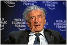 Wiesel al World Economic Forum del 2008
