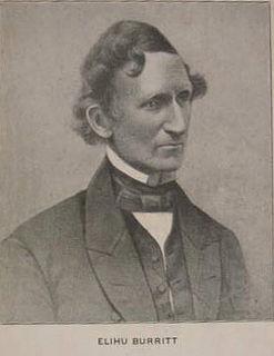 Elihu Burritt