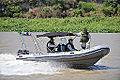 Embarcação fiscaliza lanchas rio Paraguai durante Operação Ágata 6 (8091588697).jpg