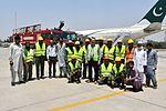 Emergency Exercise Faisalabad International Airport May 2016 31.jpg