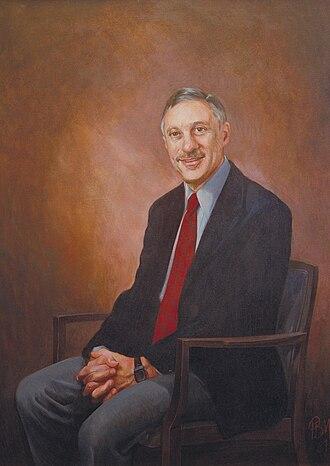 James B. Pollack - Image: En James Pollack oil portrait