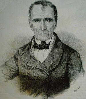 José María Vargas - Image: Engraving of José María Vargas