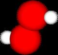 Enkel modell av eit hydrogenperoksidmolekyl.png