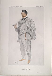 Image result for arnold bennett caricature