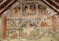 Entraunes - Chapelle Saint-Sébastien - Fresque.JPG