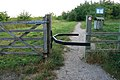 Entry to Orchid Wood - geograph.org.uk - 871197.jpg