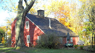 Ephraim Hawley House - Fall 2009