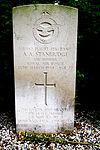 Erehof Hollandscheveld - 2013 - A.A. Stanbridge - 15 march 1944.JPG