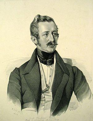 Ernst I, Prince of Hohenlohe-Langenburg - Ernst I, Prince of Hohenlohe-Langenburg