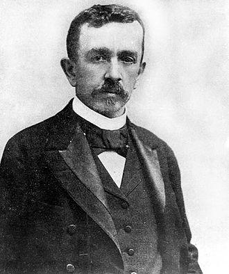 Federico Errázuriz Echaurren - President Errázuriz Echaurren (1894)