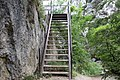 Escalier Trescaïre Grand Canyon Verdon Palud Verdon 1.jpg