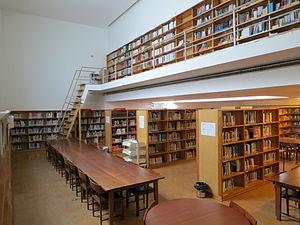 Álvaro Siza Vieira - Library of the Escola Superior de Educação de Setúbal, 1986-1994