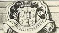 Escudo da Galiza no debuxo de Compostela de Pier Maria Baldi (1669).jpg