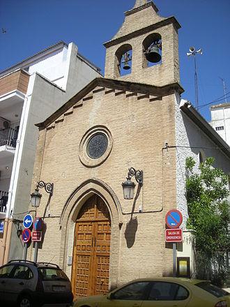El Saler - Image: Església del Saler