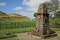 Eskdalemuir War Memorial - geograph.org.uk - 806721.jpg
