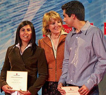 Esperanza Aguirre hermanos Corbera