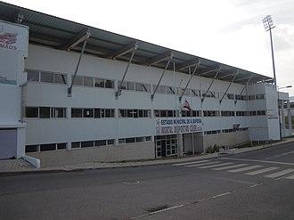 Imortal D.C. - Image: Estádio Municipal de Albufeira 17 April 2015 (1)