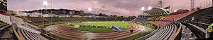 Estadio Olímpico Atahualpa - Image: Estadio Olímpico Atahualpa (15665410999)
