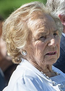 Ethel Kennedy American human-rights campaigner